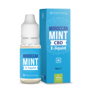 Mint CBD E-Liquid