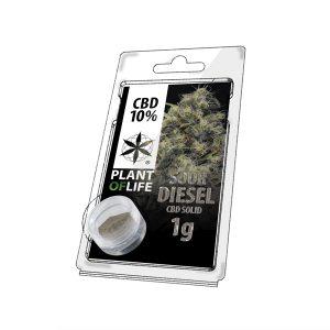Sour Diesel Pollen