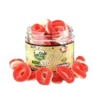 Cbd Strawberry Gummies