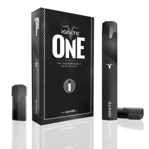 Ignite one rechargeable vape pen