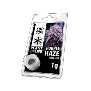 Purple Haze CBD Jelly