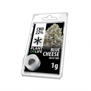 Blue Cheese CBD jelly