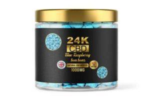 CBD Gummies 24K