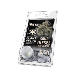 Sour Diesel CBD Terpsolator